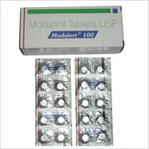 Modalert 100 mg tablets